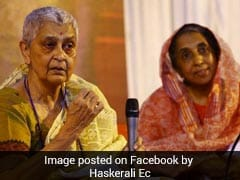 Prof Gayatri Chakravorty Spivak Inaugurates International Colloquium On Creative Teaching And Learning