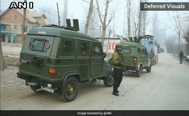 Top Jaish-e-Mohammed Terrorist Killed In Encounter In Jammu And Kashmir's Pulwama
