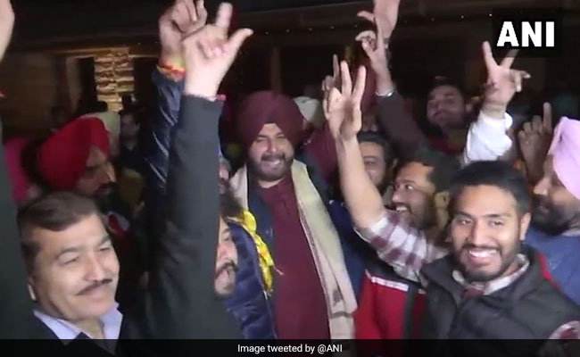 Congress Sweeps Civic Body Polls In Amritsar, Jalandhar, Patiala