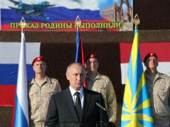 Vladimir Putin, In Syria, Says Mission Accomplished, Orders Partial Russian Pull-Out