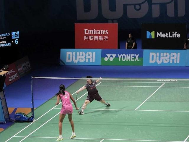 Dubai Super Series Final: PV Sindhu Beats Akane Yamaguchi To Win Her Third Consecutive Match
