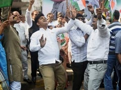 "Amethi Celebrates As ""Rahul <i>Bhaiyaa</i>"" Becomes Congress President"
