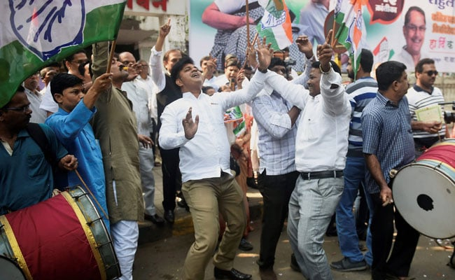 Amethi Celebrates As 'Rahul Bhaiyaa' Becomes Congress President