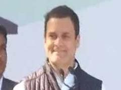 """""""Politics Today Being Used To Crush People"""": 5 Quotes Of New Congress President Rahul Gandhi"""