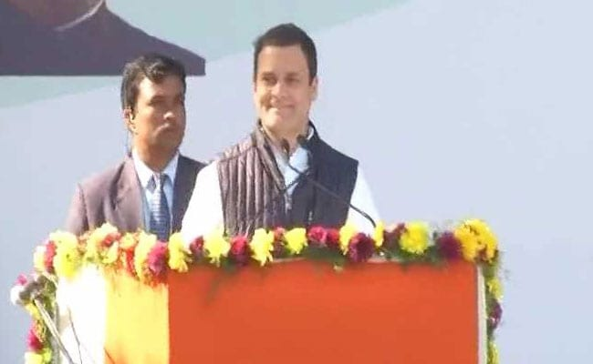 'Politics Today Being Used To Crush People': 5 Quotes Of New Congress President Rahul Gandhi