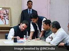 Rahul Gandhi Set To Be Congress President. Jokes And Memes Flood Twitter