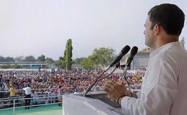 Gujarat Professors Asked To Explain Alleged Link To Rahul Gandhi Campaign