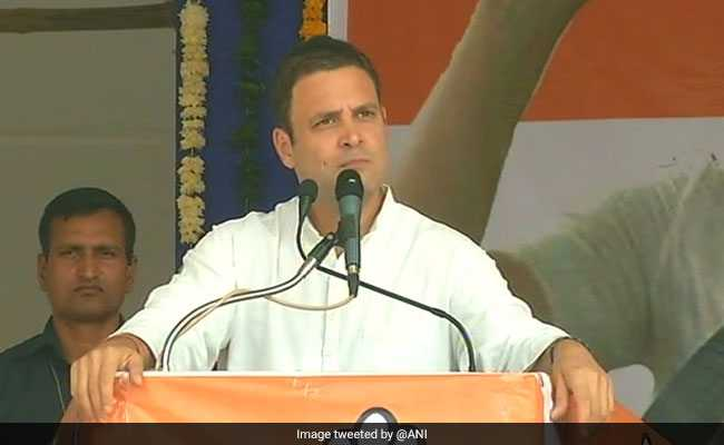 Gujarat Election 2017: Rahul Gandhi Addresses Voters In Phase 2 Of Congress' Campaign