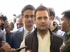 Constitution Under Attack By BJP: Rahul Gandhi