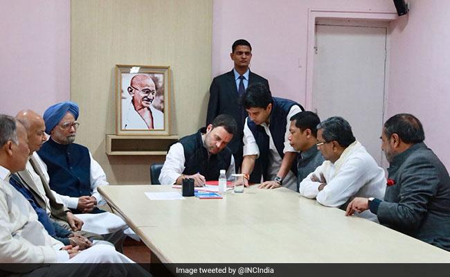 rahul gandhi president nomination twitter 650