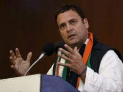 Rahul Gandhi Takes Charge As Congress President From Mother Sonia Today