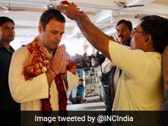 गुजरात चुनाव के दौरान राहुल गांधी के मंदिर जाने का फायदा कांग्रेस को मिला, जानें 5 बातें