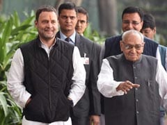 Rahul Gandhi, Son Of India's Enduring Dynasty, Takes The Helm Of His Family's Party