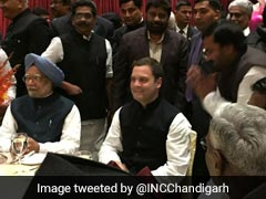 After Taking Over As Congress Chief, Rahul Gandhi Hosts Dinner For Opposition