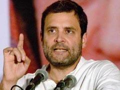 "Rahul Gandhi's Fresh Attack: ""Development Missing"" In PM Narendra Modi's Speeches"