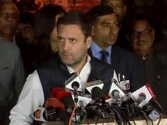 We Will Win 135 Seats In The 2022 Gujarat Elections: Rahul Gandhi