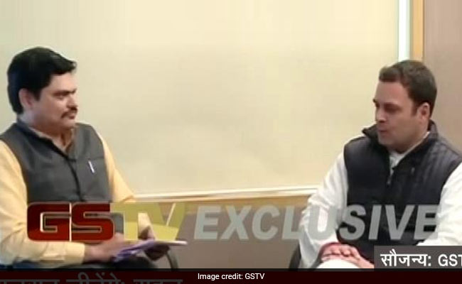 EC withdraws notice to Rahul over TV interviews, says