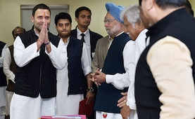 Rahul Gandhi Rejigs Top Congress Panel; New Faces In, Some Veterans Out