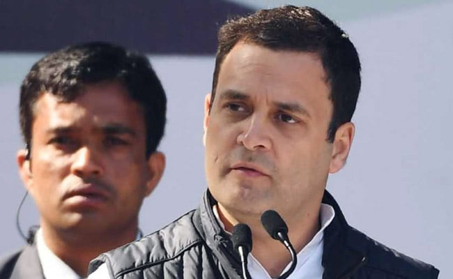 The Rebooting Of Rahul Gandhi, 49th Congress President