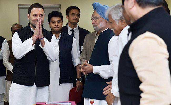 कांग्रेस अध्यक्ष पद के लिए निर्विरोध चुने गए राहुल गांधी, 16 दिसंबर को संभालेंगे कमान, 10 बड़ी बातें