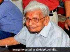 98-Year-Old Man Receives Masters Degree From Nalanda University