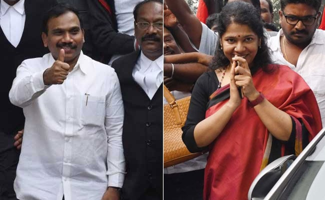 Former Telecom Minister A Raja, Kanimozhi, 15 Others Acquitted in 2G Spectrum Case: 10 Points