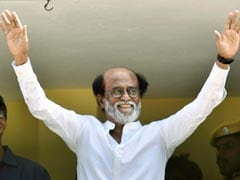 Time Yet To Come For Party Launch, Says Rajinikanth