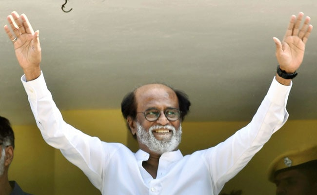 'Change Needed, It Is Time': Rajinikanth Announces New Party - 10 Facts