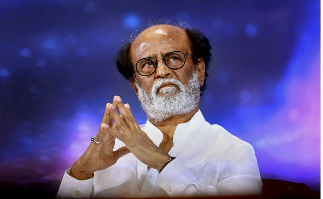 AIADMK Hits Out At Rajinikanth Over 'Wonder And Marvel' Remark For K Palaniswami