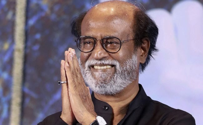 After Krishna-Arjun Analogy, Rajinikanth's New Praise For PM, Amit Shah
