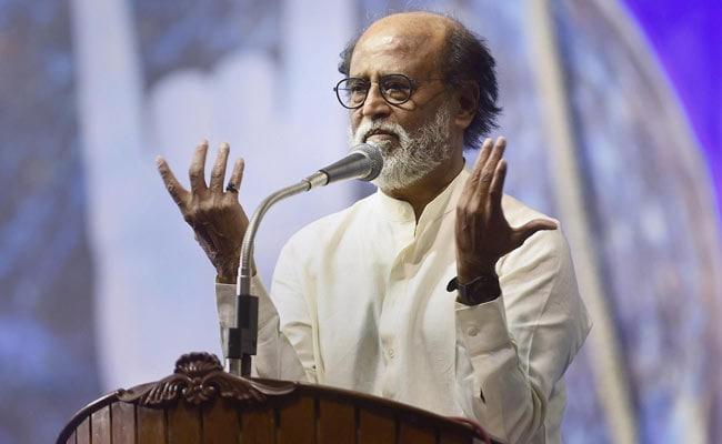 Rajinikanth Condemns Tamil Nadu Government's 'Careless Attitude' In Sterlite Protests
