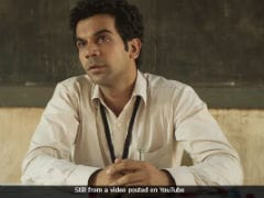 Oscars 2018: India's Entry <i>Newton</i> Fails To Make The Cut
