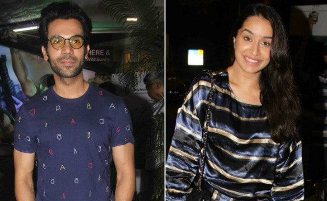 Rajkummar Rao And Shraddha Kapoor Are Co-Stars Now. Details Here
