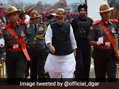 "Pakistan Must Not Misinterpret India's ""Decency"": Rajnath Singh"