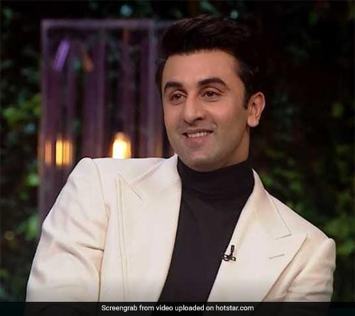 ranbir kapoor koffee with karan