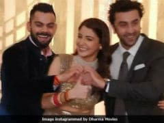 Virat Kohli, Anushka Sharma And Ranbir Kapoor's <i>Ae Dil Hai Mushkil</i> Punch Is Now Viral