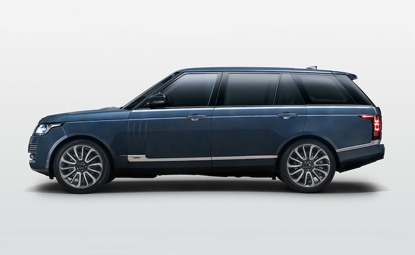New Range Rover Autobiography Price >> Range Rover Autobiography By Svo Bespoke Launched In India Ndtv