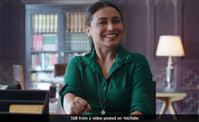 Hichki Trailer: Rani Mukerji Teaches A Lesson With Hiccups. Take Notes