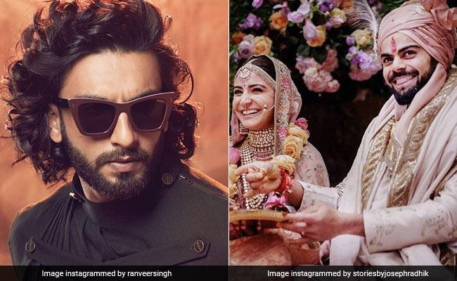 #VirushkaWedding: एक्स-गर्लफ्रेंड अनुष्का शर्मा की शादी से क्या खुश हैं रणवीर सिंह, दिया Reaction