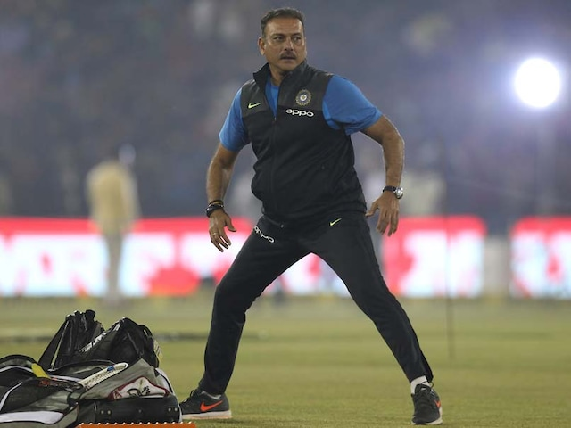 Ravi Shastri Taken To Task By Fans For His Comments On T20 Cricket