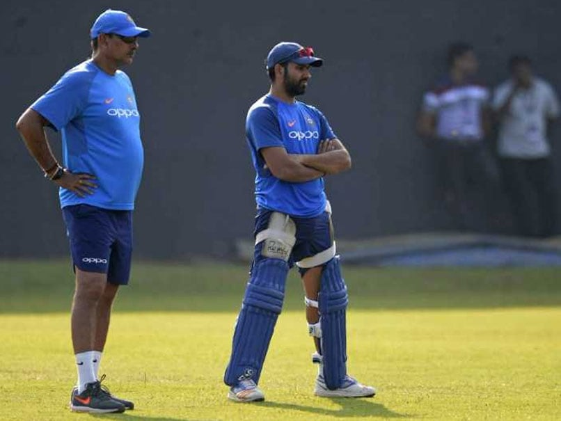 "India vs Sri Lanka: ""We Don't Care,"" Says Ravi Shastri On T20 Cricket"