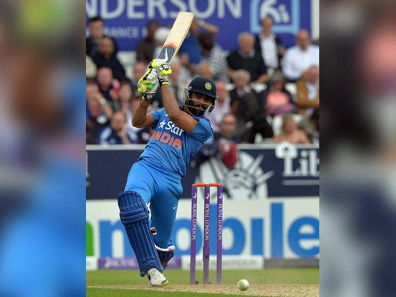 Ravindra Jadeja Hits Six Sixes, Joins Exclusive Club