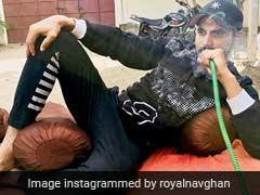 'Kohli Is Watching': Ravindra Jadeja Trolled For Hookah Photo