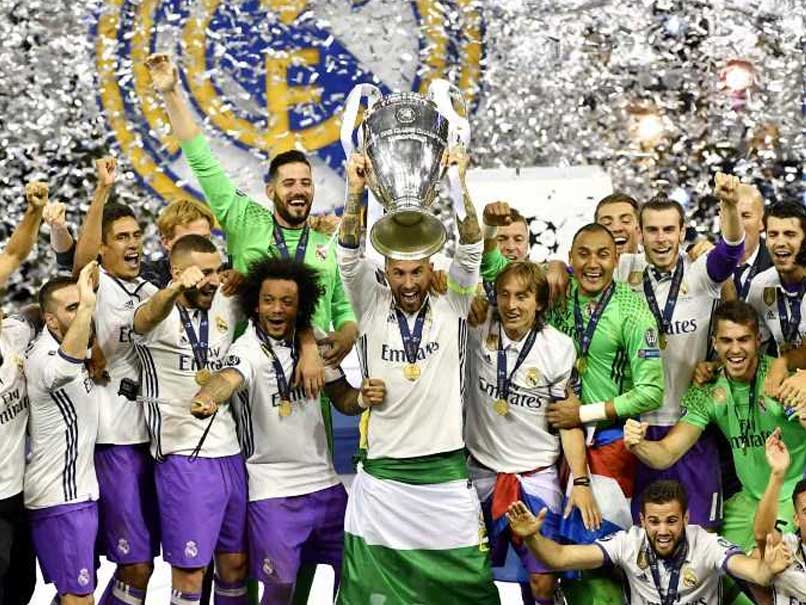 real madrid champions league afp