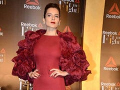 Fit To Fight Awards 2017: Kangana Ranaut Stuns On The Red Carpet