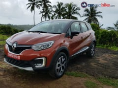 Renault Offers Cash Discounts Of Rs. 3 Lakh On The Captur SUV