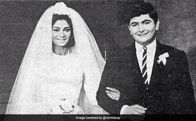 Look What Rishi Kapoor Found While Revisiting Mera Naam Joker Memories