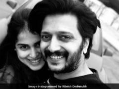 Riteish Deshmukh's Birthday Gift From Genelia D'Souza Involves A Tesla