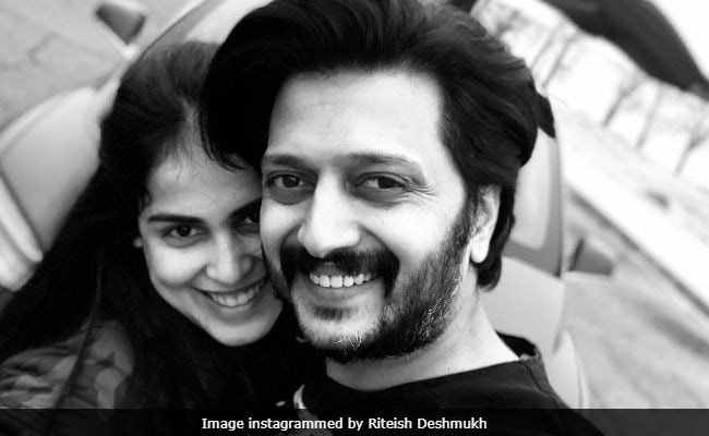 Riteish Deshmukh's Birthday Gift From Genelia D'Souza Involves A Tesla