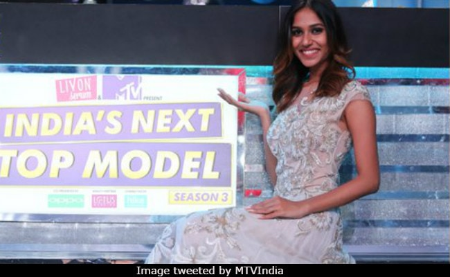 Meet Riya Subodh, The Winner Of India's Next Top Model